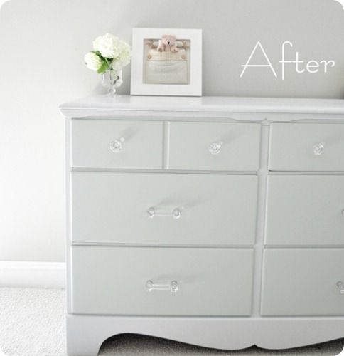 Painting old wood furniture decor diy pinterest Paint wood furniture