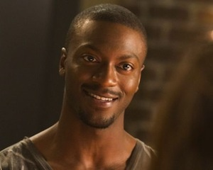 Aldis hodge leverage is awesome and this actor is one of the reasons