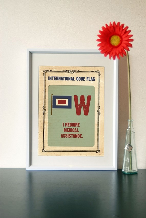 international code of flag signals