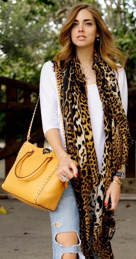 Fall Leopard Scarf I LOVE THiS SCARF!!!