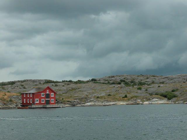 Orust Island Sweden