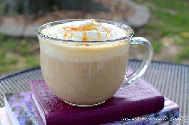 Salted Caramel Pumpkin Latte - SRC - Inside BruCrew Life