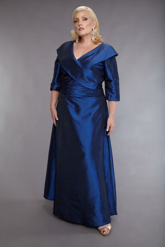 David 39 s bridal mother of the bride fairytale wedding for Plus size mothers dresses for weddings