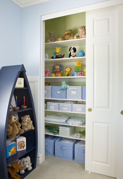 Nursery bookshelf boat shelf : Nautical boat shelves for baby room