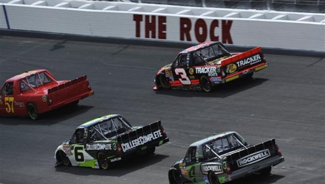 nascar camping world truck series owners