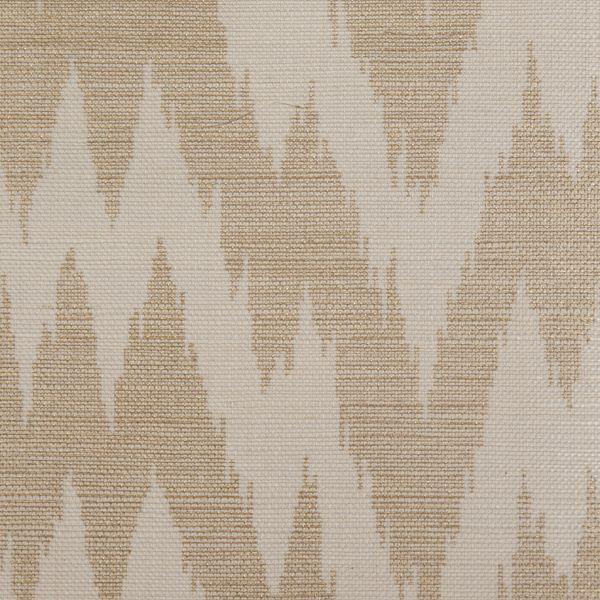 Printed Grasscloth Wallpaper