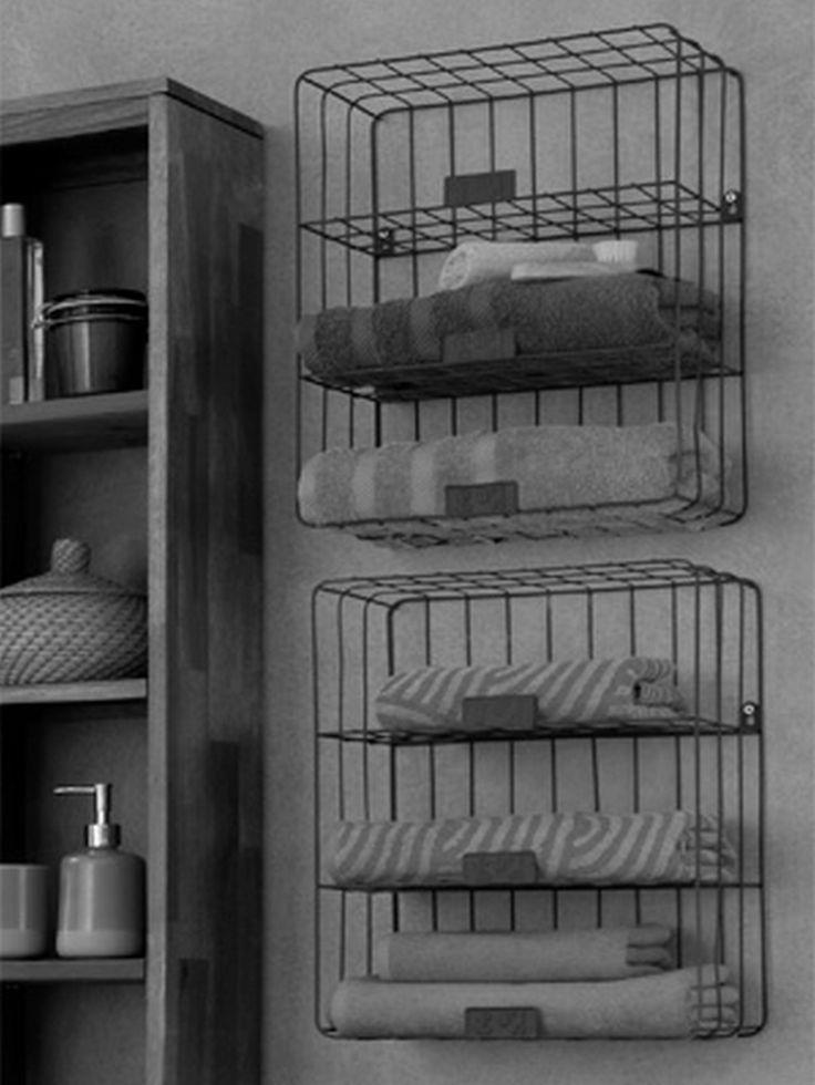 Perfect Bathroom Storage Wire Basket  Buy Bathroom StorageBathroom Storage