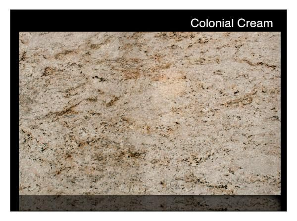 Granite Colonial Cream Kitchen Inspiration Pinterest