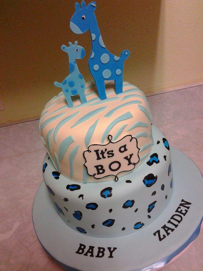 giraffe baby shower cake baby shower cakes for children