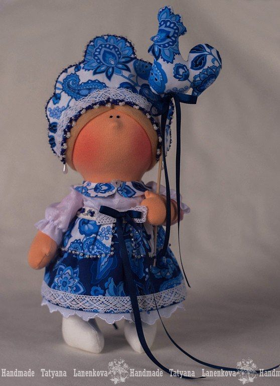 Куклы человечки Татьяны Ланенковой
