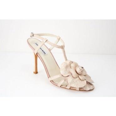 Vanessa Noel- Vivian Alligator Rose - Shoes