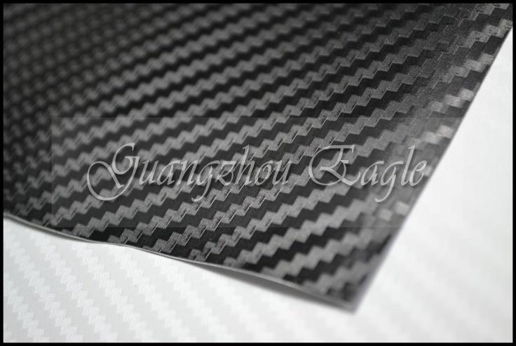 Black 3D Carbon Fiber Bold Texture