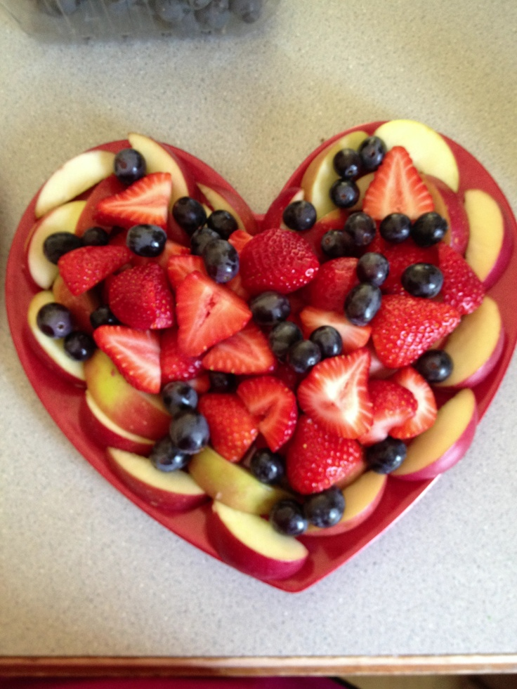 valentine day ideas food