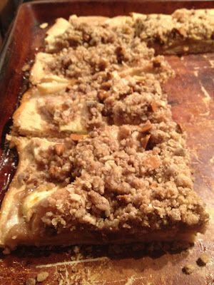 Apple Pie Pizza! | Places I'd Like to Go | Pinterest