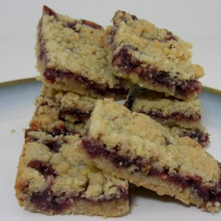 Linzer Cookies, Raspberry Linzer Bars   Recipes   Pinterest