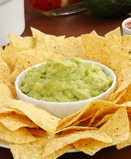Basic Guacamole Recipe   Mexican cuisine   Pinterest