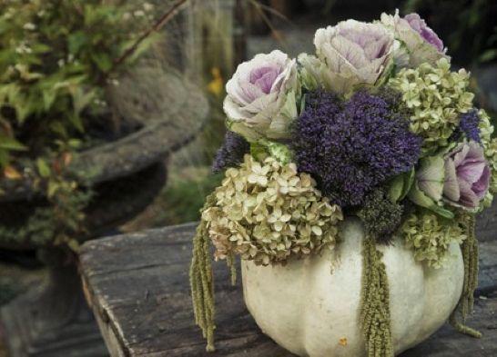 Donna's Blog: fall floral decorations | Lauren Conrad