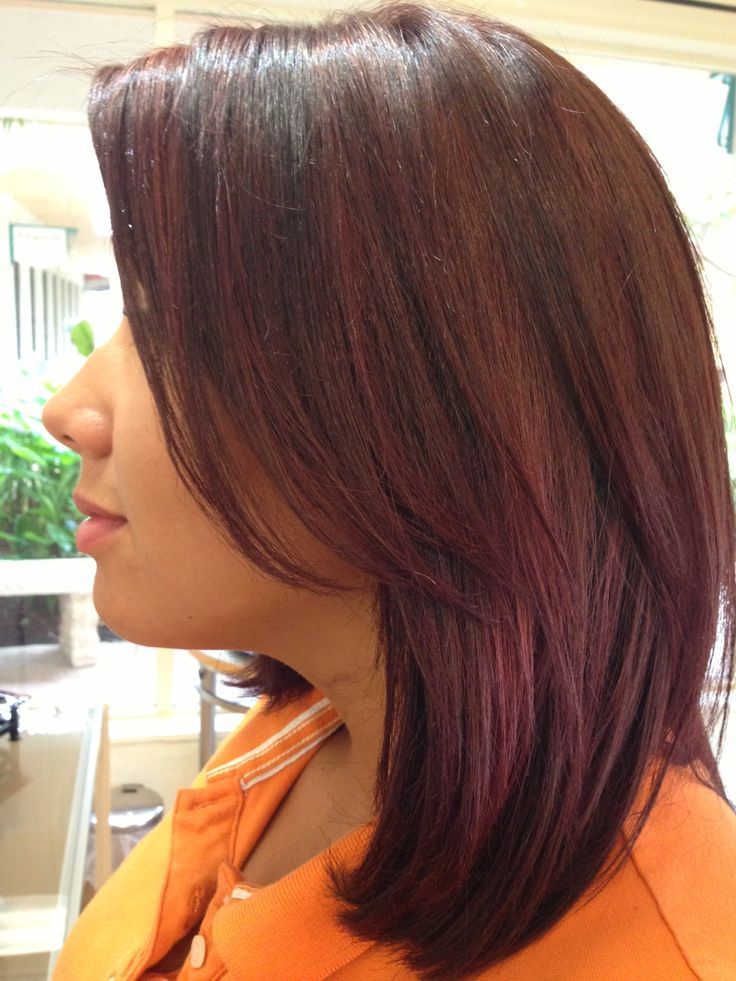 Cherry Cola Red Hair Color Hair Pinterest Of Cherry Cola