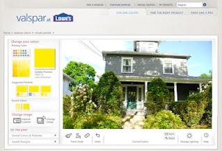 Valspar 39 S Online Color Visualizer Home Furniture Paint