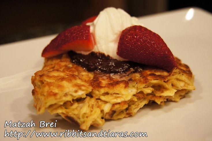 Matzah Brei   Yummy! Lunch and Dinner   Pinterest