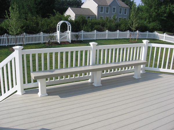 Pin by angie sutphin on for the home pinterest for Low maintenance decking