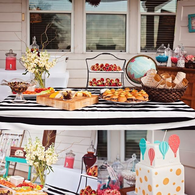 austin backyard baby shower little miss gwen pinterest