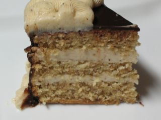 Filbert Gateau with Praline Buttercream | RECIPES: Cakes, Cupcakes, F ...