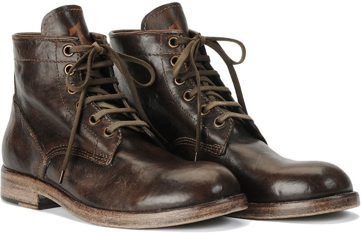 true religion s xerxes brown shoes and boots