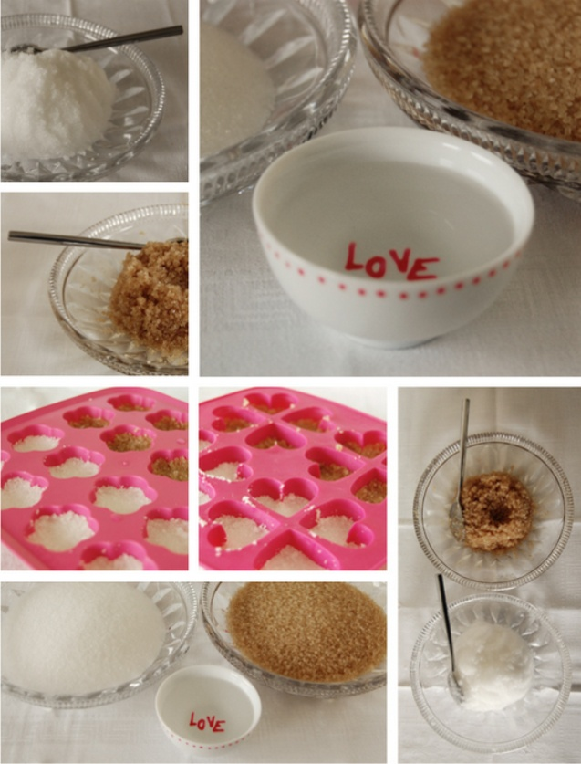 DIY Sugar Cubes | Sweet foods | Pinterest