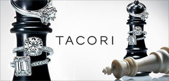 Tacori is my fav fine jewelry