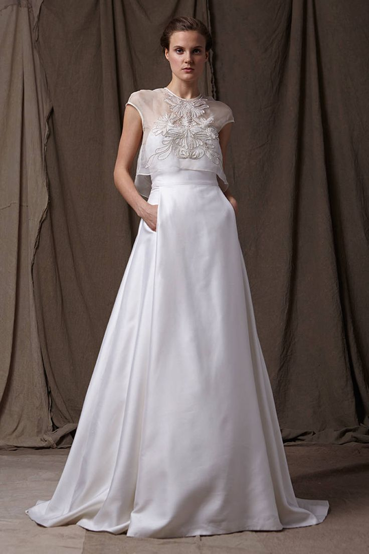 13 wedding dresses you might actually wear again for Elle king s wedding dress