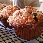 Blueberry muffins. Don't remember who recommended this recipe.