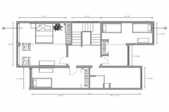 floorplan | Shipping Container and Small Homes | Pinterest