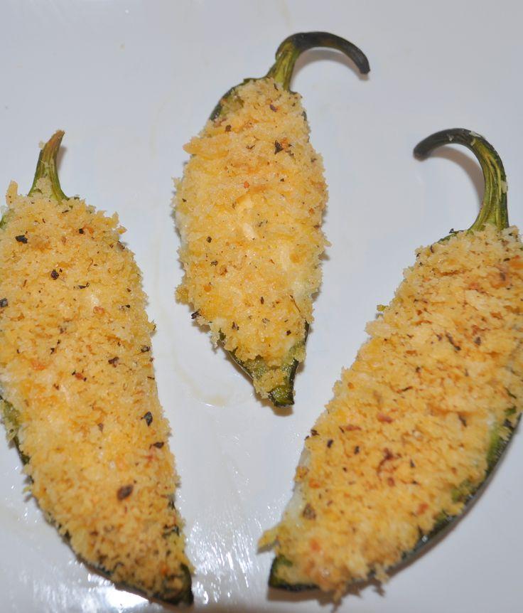 Baked Jalapeno Bacon Poppers Recipe — Dishmaps
