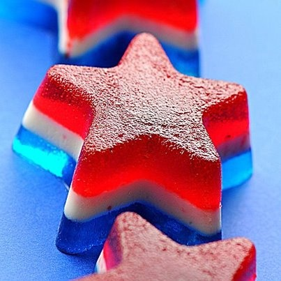 memorial day jello shots