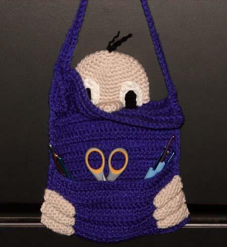 Crochet Bags & Purses on Pinterest | 1364 Pins