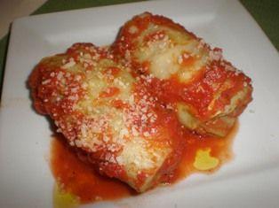 Italian Stuffed Cabbage   Recipes   Pinterest