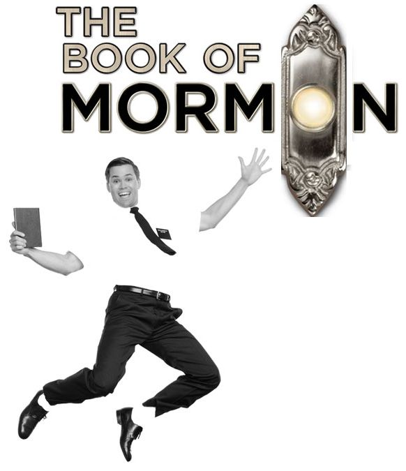 The Book of Mormon! I'm so going to see it when it comes to SF!