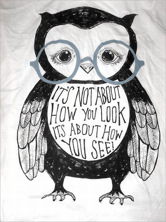 how u see