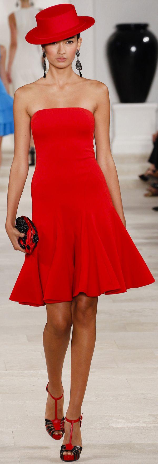 Ralph Lauren весна-лето Haute Couture 2013 RTW
