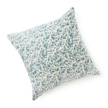 Decorative Pillows At Kohls : Coral Branch Decorative Pillow Kohls $16 For the Home Pinterest