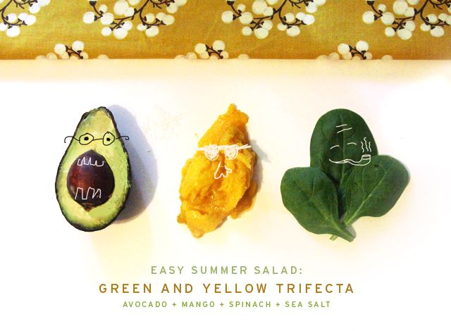 Green and yellow trifecta