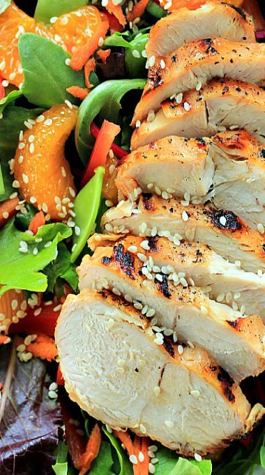 ... salad chinese chicken salad asian salad with sesame ginger vinaigrette
