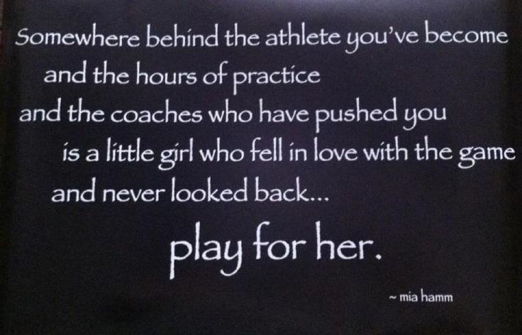 Soccer Wallpaper Quotes Mia Hamm