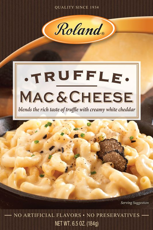 Roland Truffle Mac and Cheese $4.95   Gourmet Foods   Pinterest