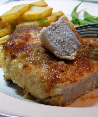 Easy Pan-Fried Pork Chops | Pork Dinner | Pinterest