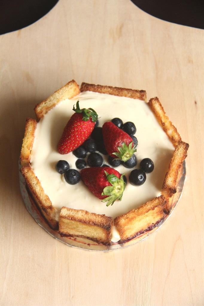 Summer Berry Pudding | Taart / Cake | Pinterest