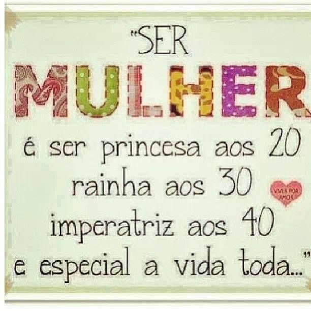 Ser mulher... | Thoughts...Words...Quotes | Pinterest