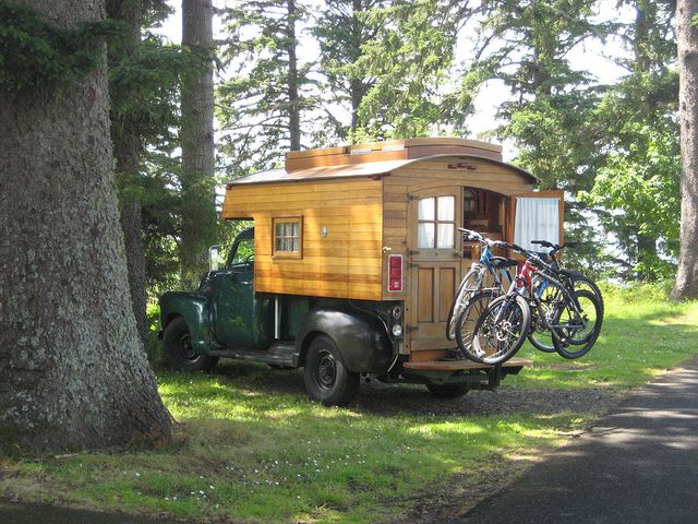 Brilliant Travel Homemade Camper Travel Trailers Campers Forward Homemade Camper