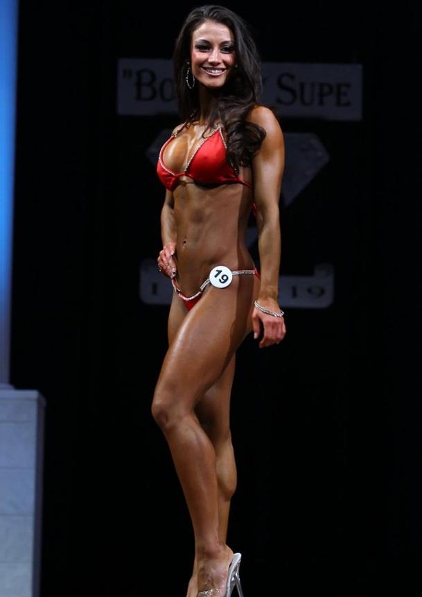 Bikini Pro Christina Vargas. | Fit chick love | Pinterest: pinterest.com/pin/136163588703617134